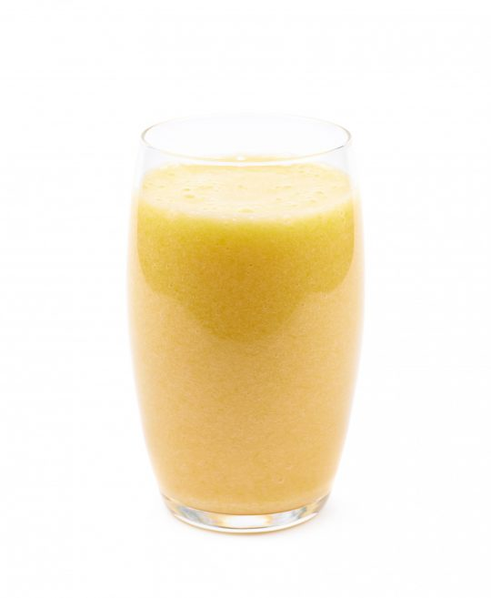 The Gold Standard Smoothie