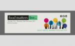 View Dr Enid Taylor – Food Matters Live, 23rd November 2017